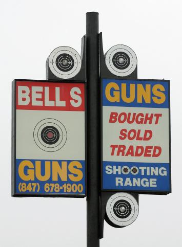 Activist「Activists Protest Gun Shop In Suburban Chicago」:スマホ壁紙(6)