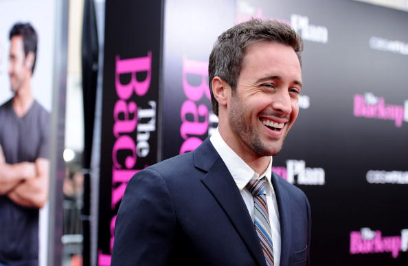 """アレックス オローリン「Premiere Of CBS Films' """"The Back-up Plan"""" - Arrivals」:写真・画像(12)[壁紙.com]"""