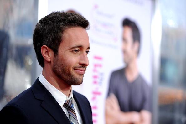 """アレックス オローリン「Premiere Of CBS Films' """"The Back-up Plan"""" - Arrivals」:写真・画像(6)[壁紙.com]"""