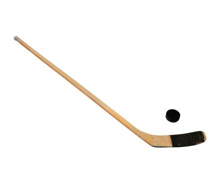 Hockey Stick「Ice Hockey Stick and Puck」:スマホ壁紙(10)