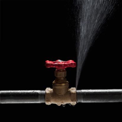 Leaking「Leaky stop valve」:スマホ壁紙(17)
