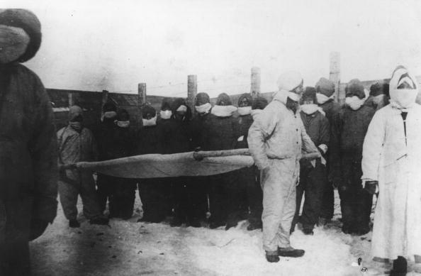 Bubonic Plague「Stretcher Bearers」:写真・画像(4)[壁紙.com]