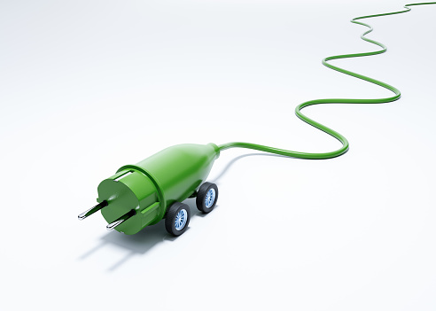Cable「Electric plug on wheels」:スマホ壁紙(11)