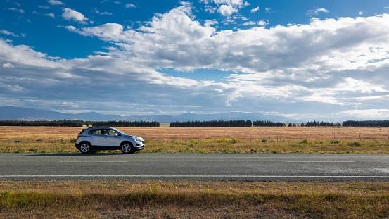 Grass Area「South Island View of New Zealand」:スマホ壁紙(14)