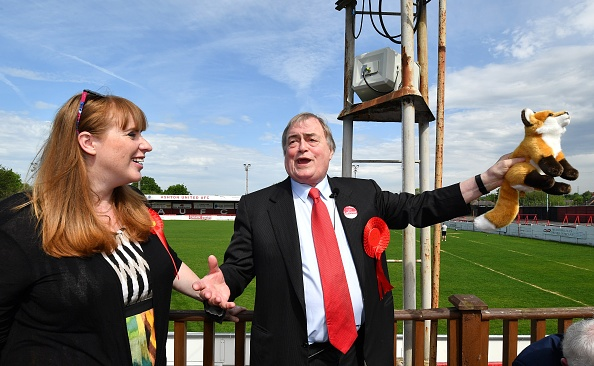 Stuffed「Angela Rayner And John Prescott Out On The Stump For The Labour Party」:写真・画像(11)[壁紙.com]
