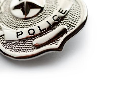 Single Word「Police Badge」:スマホ壁紙(12)