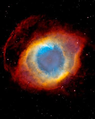God「Helix Nebula」:スマホ壁紙(17)