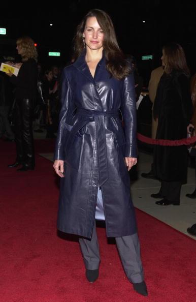 "Leather「Celebrities at ""Traffic"" Premiere」:写真・画像(19)[壁紙.com]"