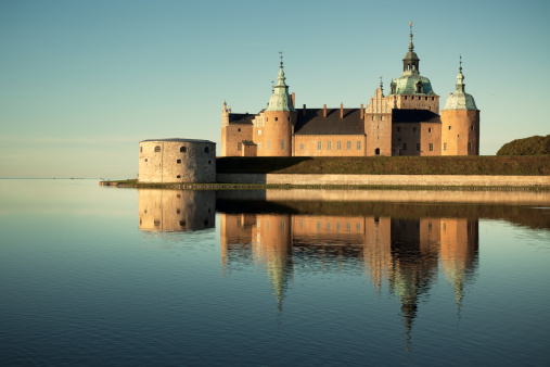 Castle「Kalmar castle」:スマホ壁紙(2)