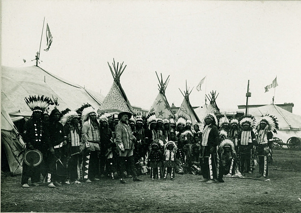 Entertainment Event「Buffalo Bill's Wild West Show In Italy. In 1890,」:写真・画像(13)[壁紙.com]