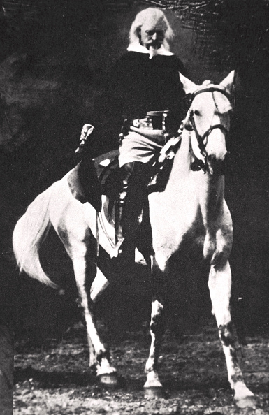 Horseback Riding「Buffalo Bill Towards The End Of His Wild West Show Days Late 19th Or Early 20th Century」:写真・画像(8)[壁紙.com]