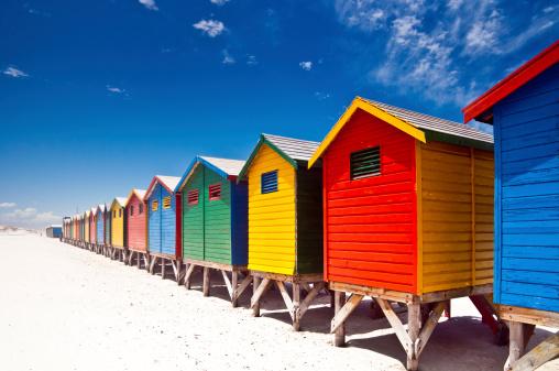 South Africa「Muizenberg Beach Cape Town」:スマホ壁紙(9)