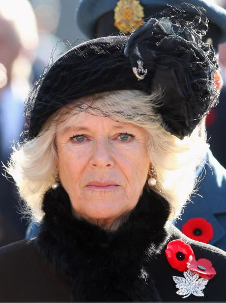 National War Memorial「The Prince Of Wales And Duchess Of Cornwall Visit Canada - Day 10」:写真・画像(6)[壁紙.com]