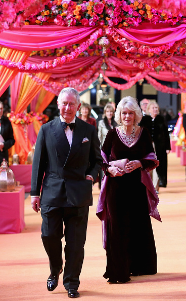 """オデオンレスタースクエア「The Royal Film Performance: """"The Second Best Exotic Marigold Hotel"""" - World Premiere - Red Carpet Arrivals」:写真・画像(8)[壁紙.com]"""