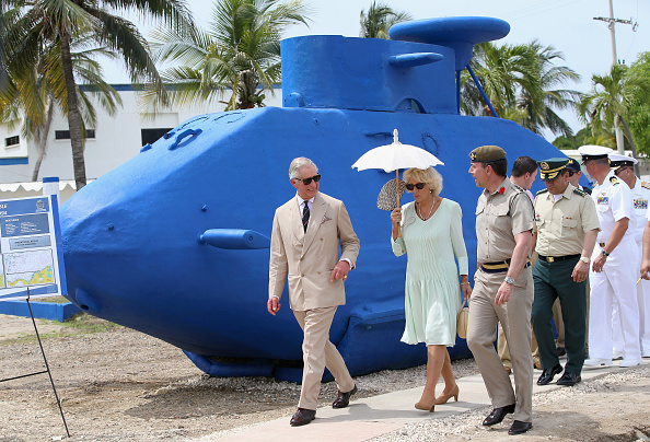 Homemade「Prince Charles, Prince Of Wales And Camilla, Duchess Of Cornwall Visit Colombia - Day 4」:写真・画像(10)[壁紙.com]