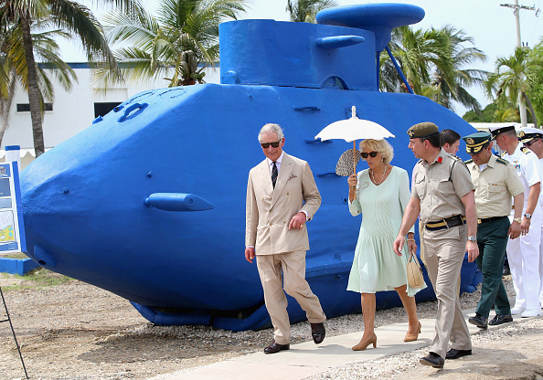 Homemade「Prince Charles, Prince Of Wales And Camilla, Duchess Of Cornwall Visit Colombia - Day 4」:写真・画像(17)[壁紙.com]