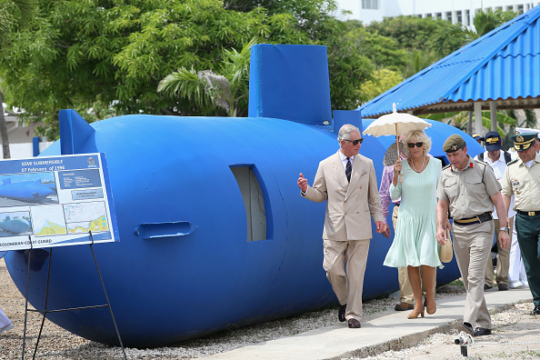 Homemade「Prince Charles, Prince Of Wales And Camilla, Duchess Of Cornwall Visit Colombia - Day 4」:写真・画像(13)[壁紙.com]