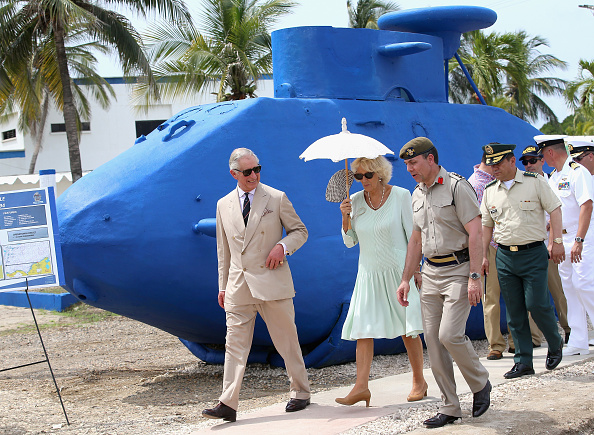 Homemade「Prince Charles, Prince Of Wales And Camilla, Duchess Of Cornwall Visit Colombia - Day 4」:写真・画像(16)[壁紙.com]