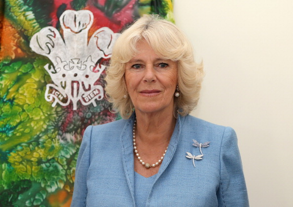 Medium-length Hair「The Prince Of Wales And Duchess Of Cornwall Visit The Channel Islands - Day Two」:写真・画像(1)[壁紙.com]