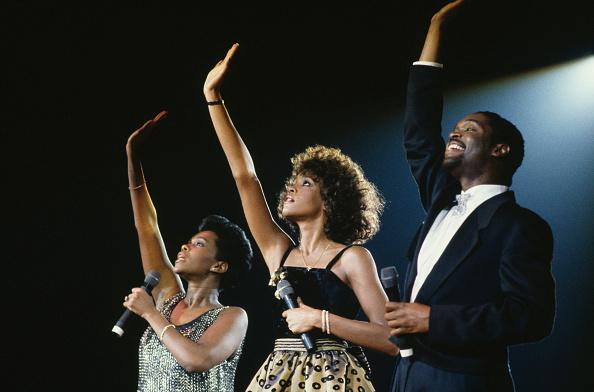 Dave Hogan「Whitney Houston」:写真・画像(10)[壁紙.com]