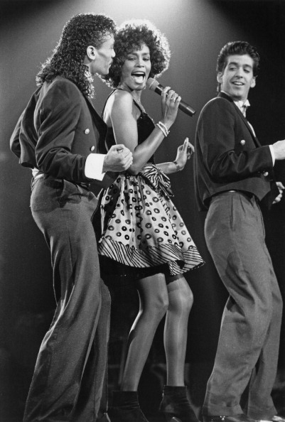 Dave Hogan「Whitney Houston」:写真・画像(12)[壁紙.com]