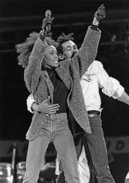 Dave Hogan「Whitney Houston」:写真・画像(11)[壁紙.com]