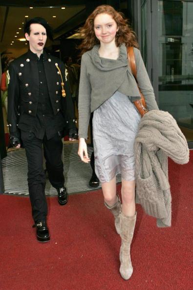 Marilyn - British Singer「Berlinale: Candids」:写真・画像(8)[壁紙.com]