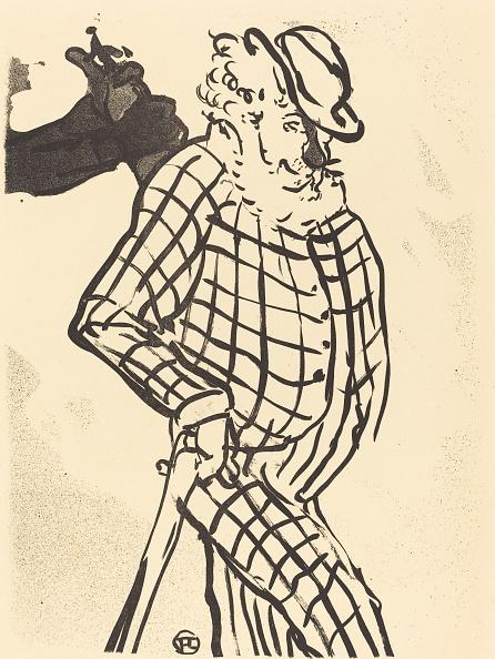 Art Nouveau「American Singer (Chanteur Américain)」:写真・画像(8)[壁紙.com]
