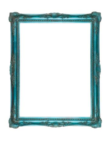 Kitsch「A Psychedelic Blue-Green Frame」:スマホ壁紙(19)