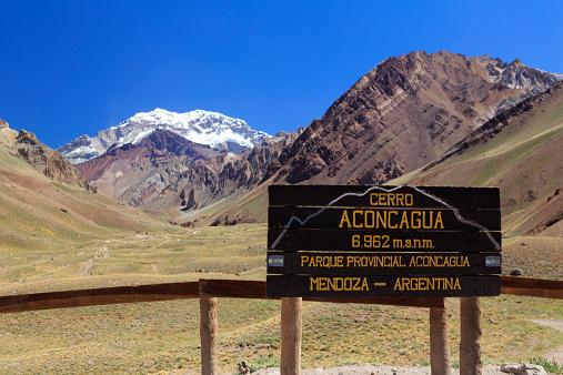 アコンカグア山「Argentina, Aconcagua Pronvicial Park」:スマホ壁紙(18)