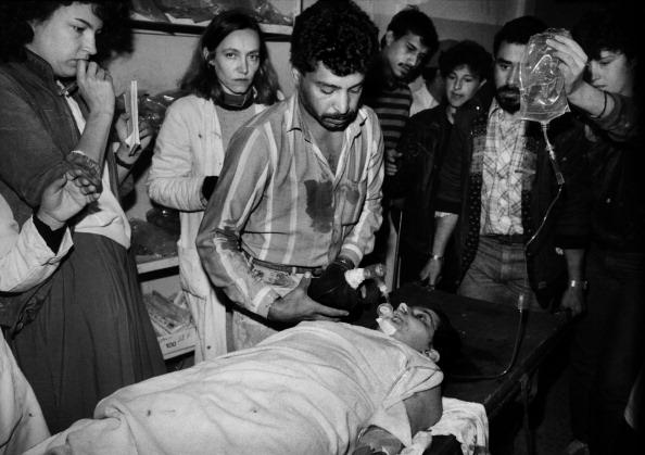 Tom Stoddart Archive「Colvin In Lebanon」:写真・画像(1)[壁紙.com]
