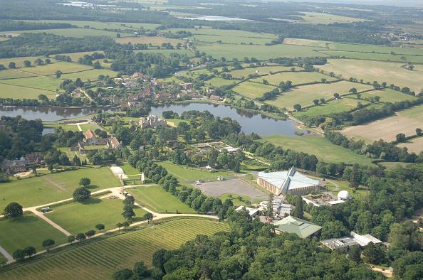 New Forest「Beaulieu Aerial shots」:写真・画像(4)[壁紙.com]