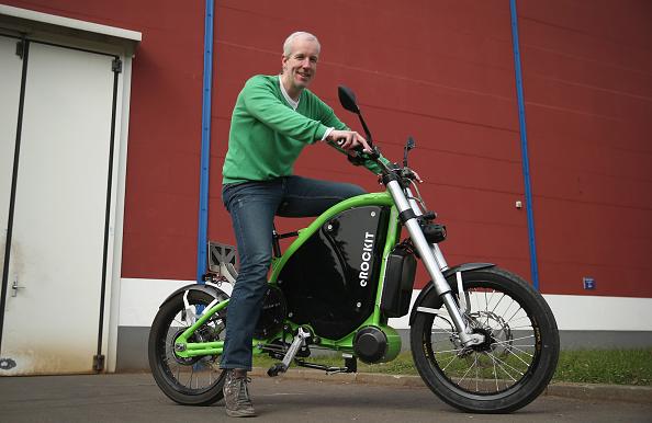 Offbeat「eRockit High-Power Electric Bicycles Production」:写真・画像(8)[壁紙.com]