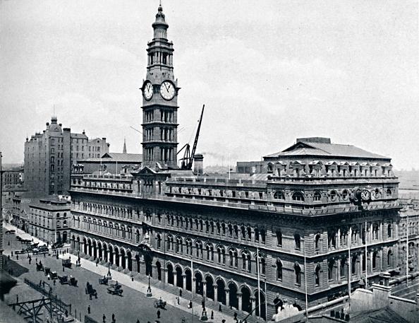 1900「General Post Office」:写真・画像(2)[壁紙.com]