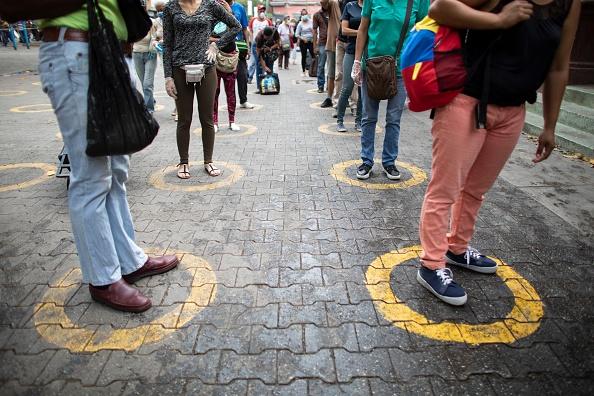 Latin America「Coronavirus Pandemic in Venezuela」:写真・画像(17)[壁紙.com]