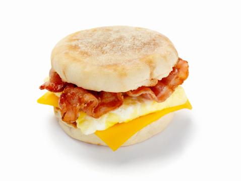 Breakfast「Bacon and Egg Breakfast Sandwich」:スマホ壁紙(11)