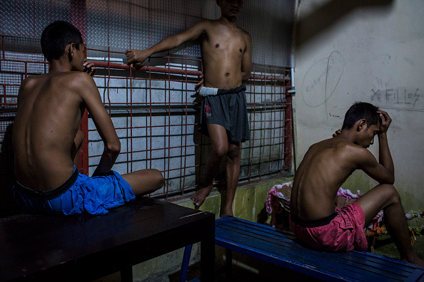 Recovery「Indonesians Undergo Traditional Drug Rehabilitation」:写真・画像(3)[壁紙.com]