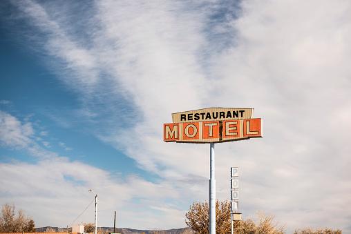 Motel Sign「Motel Sign」:スマホ壁紙(2)