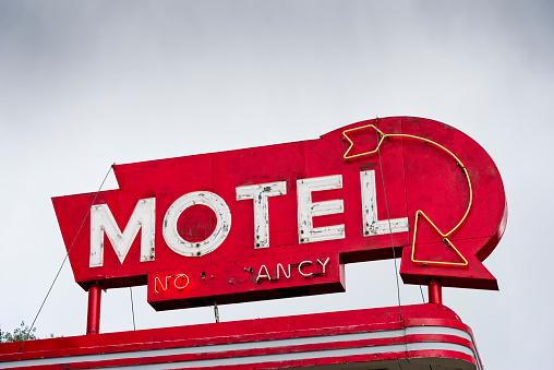 Motel「Motel Sign」:スマホ壁紙(3)