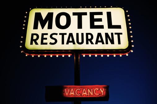 Motel「Motel Sign Nevada USA」:スマホ壁紙(15)