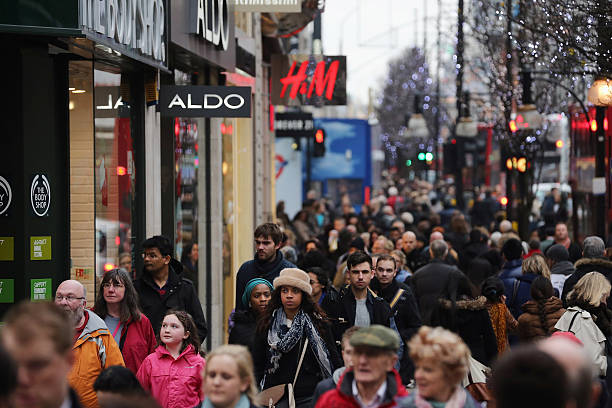 Consumers In The Christmas Eve Retail Rush:ニュース(壁紙.com)