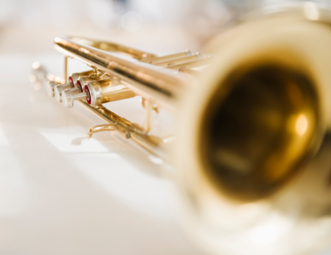 Focus On Background「Trumpet」:スマホ壁紙(19)