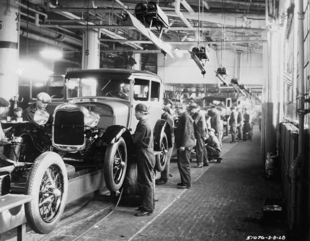 Ford Factory:ニュース(壁紙.com)