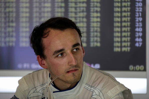 Paul-Henri Cahier「Robert Kubica, Grand Prix Of Spain」:写真・画像(4)[壁紙.com]