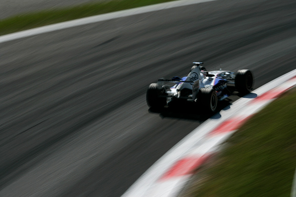 Paul-Henri Cahier「Robert Kubica, Grand Prix Of Italy」:写真・画像(7)[壁紙.com]