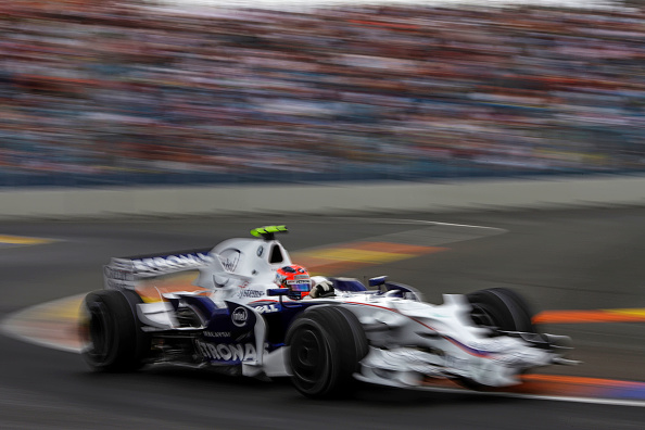 Paul-Henri Cahier「Robert Kubica, Grand Prix Of Spain」:写真・画像(9)[壁紙.com]
