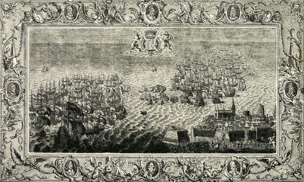 Calais「SPANISH ARMADA fleeing to Calais after battle with English navy.」:写真・画像(0)[壁紙.com]