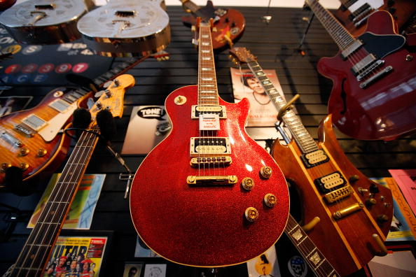 Musical instrument「Les Paul Is Remembered In New York City」:写真・画像(14)[壁紙.com]