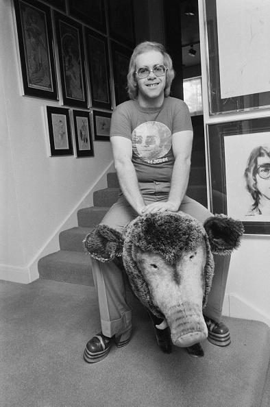 Stuffed「Elton John At Home」:写真・画像(5)[壁紙.com]