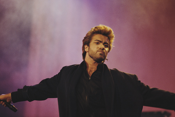 Singer「George Michael Performs In London」:写真・画像(15)[壁紙.com]